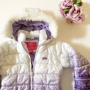 🎀Girls Cute Snow Coat Jacket 🎀